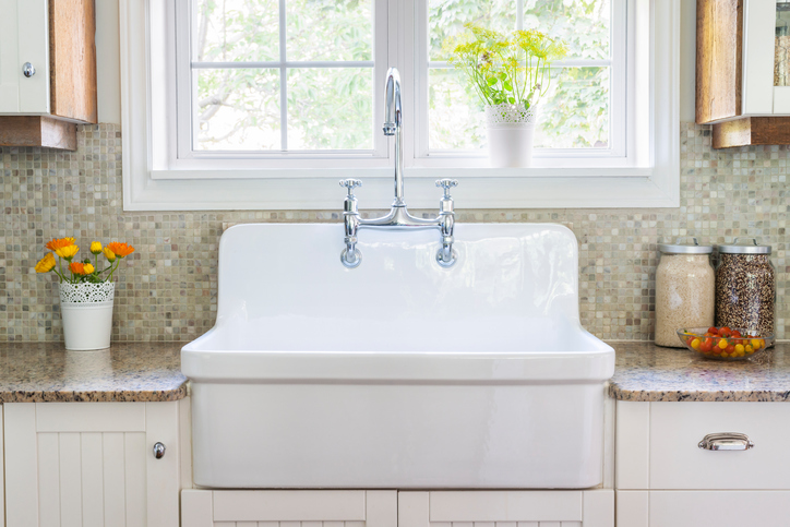 3 Top Trends in Kitchen Faucets